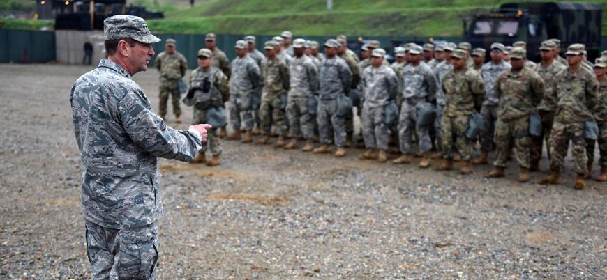 Koronavirüs ABD ordusuna sıçradı