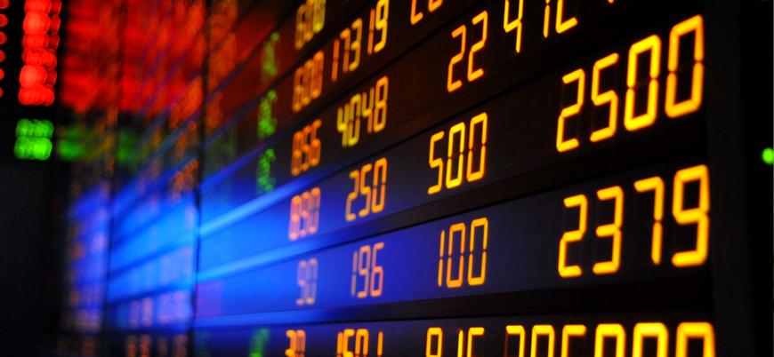 Borsalarda koronavirüs nedeniyle değer kaybı 3 trilyon doları aştı
