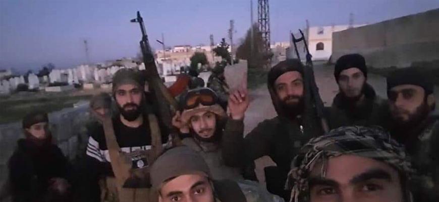 Suriyeli muhalifler Serakib'i ele geçirdi