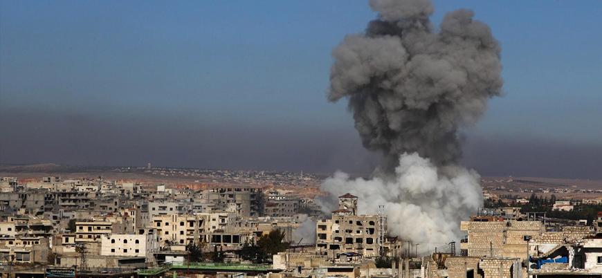 Türk ve Rus heyetlerinin İdlib görüşmeleri sürüyor