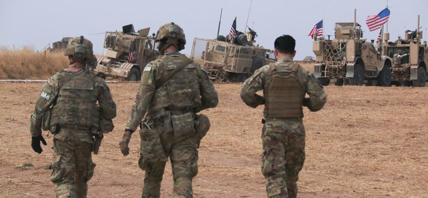 ABD: Türkiye-Suriye sınırına bir daha asker konuşlandırmayacağız