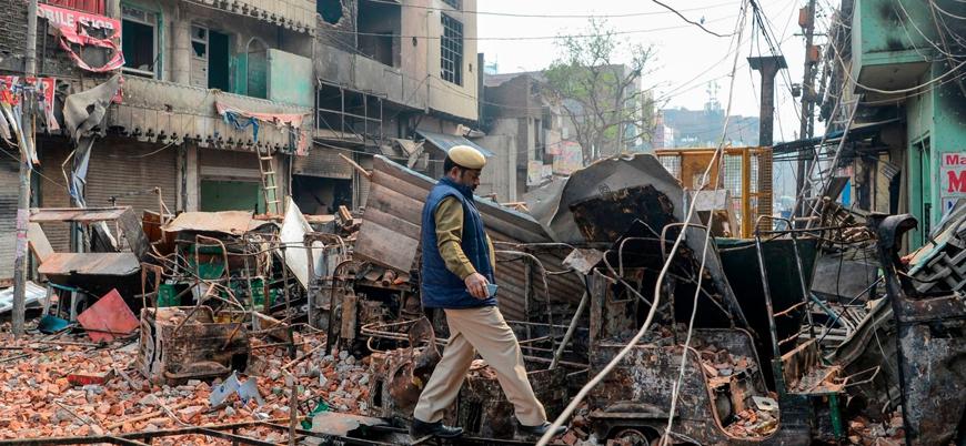 Hindistan'da radikal Hindu çetelerden Müslümanlara karşı kitlesel saldırılar: En az 35 ölü