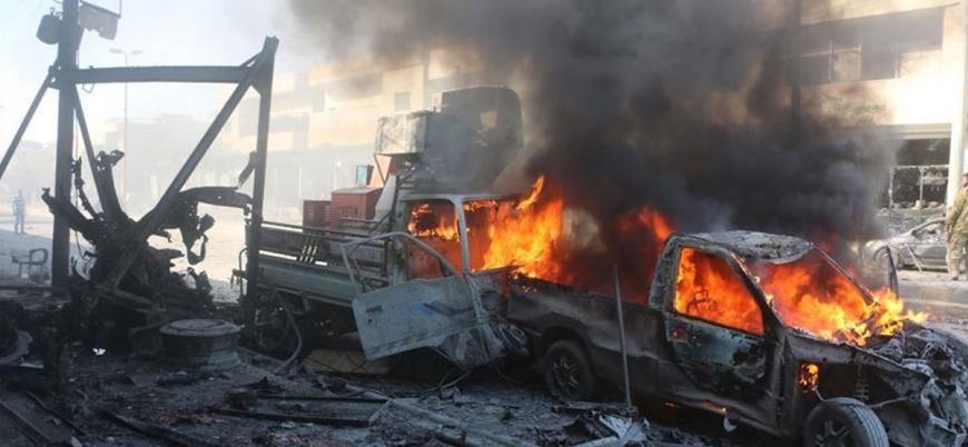 Suriye'nin başkenti Şam'da Esed rejimine yönelik saldırılar artıyor