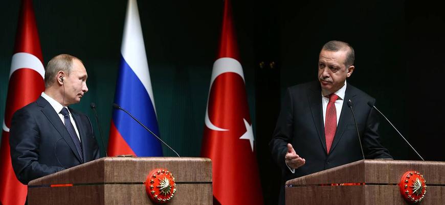 """Suriye bağlamında Türkiye-Rusya ilişkileri ve """"Dış Bağımlılık"""" illüzyonu"""