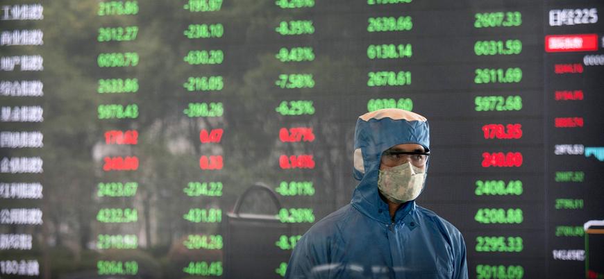 Koronavirüs nedeniyle piyasalar 2008'den bu yana en büyük düşüşü yaşıyor