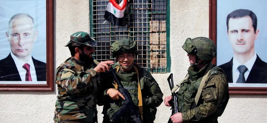ABD: Rejim Rusya'nın onayı olmadan hava saldırısı düzenleyemez
