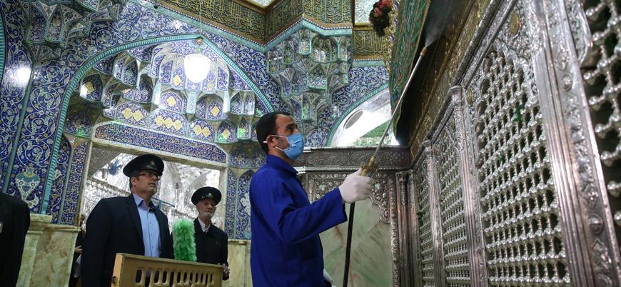 İran: Koronavirüsle ilgili açıkladığımız oranlar dünyadaki en dürüst oranlar