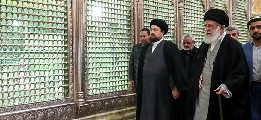 İranlı Şiiler 'koronavirüs'ten korunmak için' türbeleri yalıyor