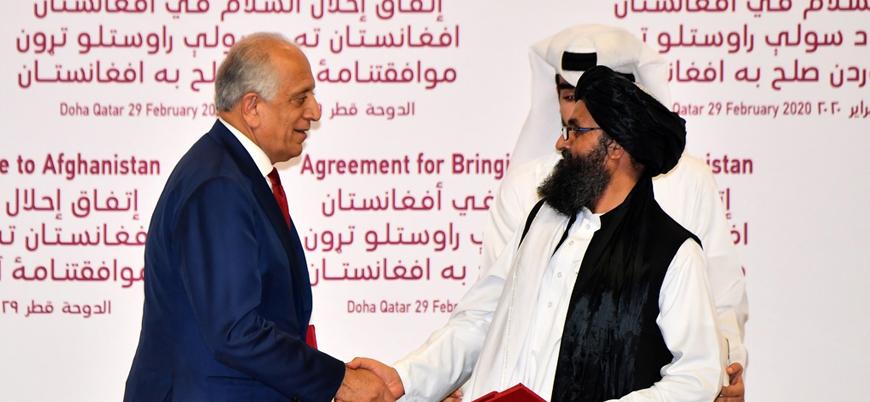 Taliban lideri Heybetullah Ahundzade'den ABD ile anlaşma sonrası ilk açıklama