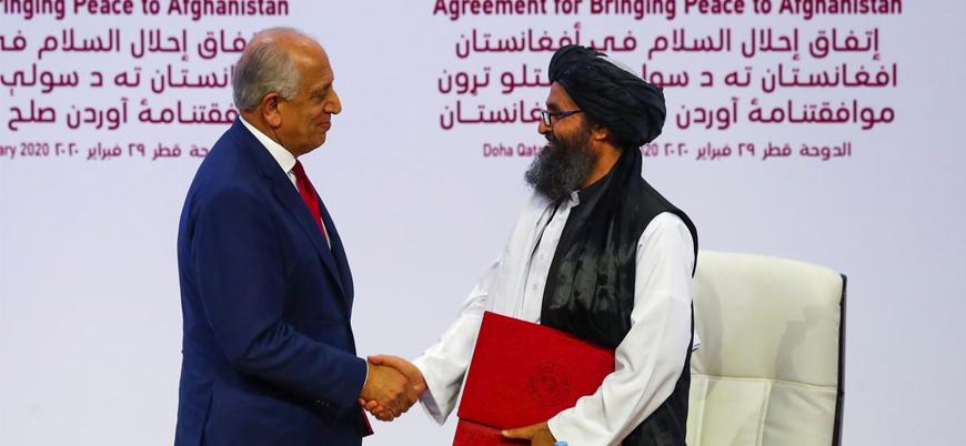 Taliban ile ABD arasındaki Afganistan anlaşmasının tam metni