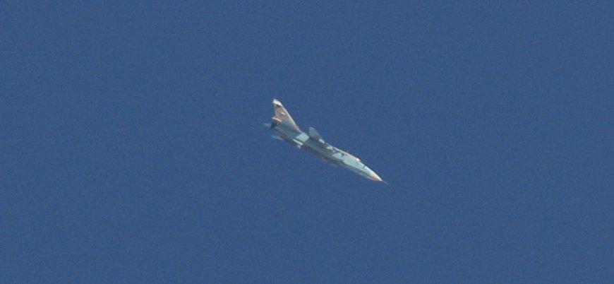Esed rejimine ait 2 adet Su-24 savaş uçağı düşürüldü