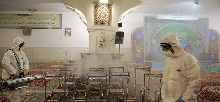 İran'da koronavirüs bugüne dek 988 can aldı