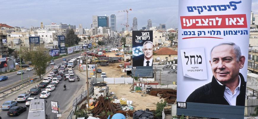 İsrail bir yıl içinde üçüncü kez sandık başında