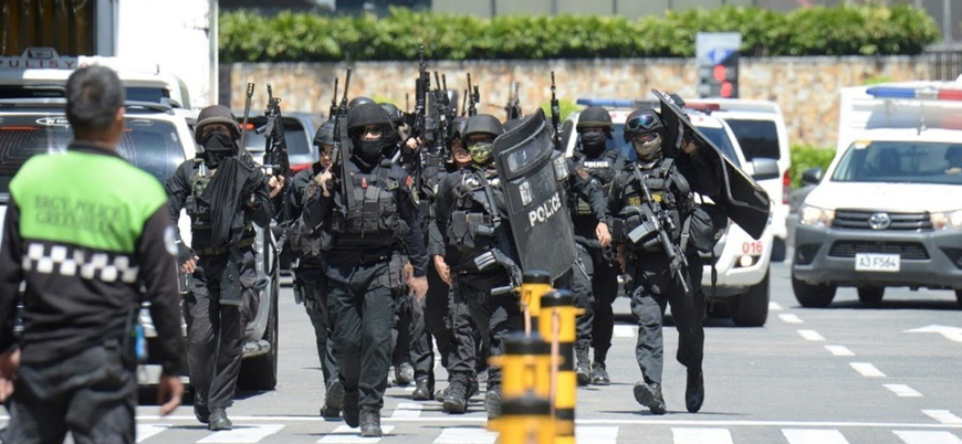 Filipinler'de alışveriş merkezine silahlı saldırı