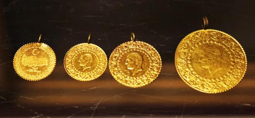 Gram altın haftaya 320 lira seviyesinde başladı
