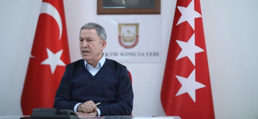 Savunma Bakanı Akar 'Bahar Kalkanı Harekatı' rakamlarını paylaştı