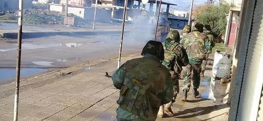 İran destekli Şii milisler Serakib'e yönelik saldırıya öncülük ediyor