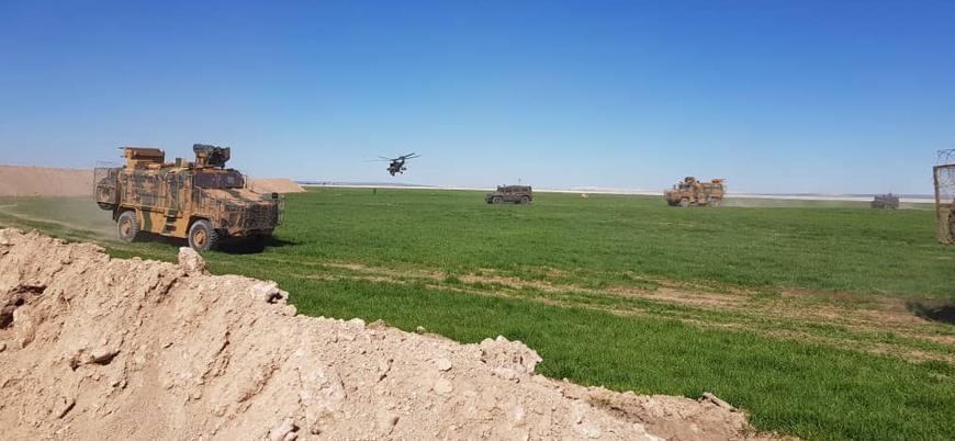Türkiye ile Rusya'dan Suriye'nin kuzeyinde ortak devriye