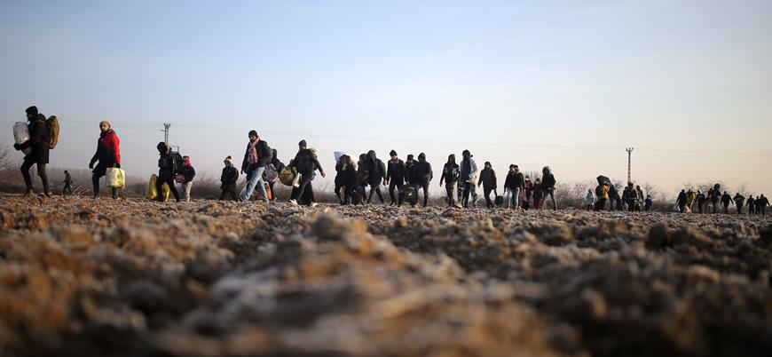 İçişleri Bakanı Soylu Yunanistan'a geçen göçmen sayısını açıkladı