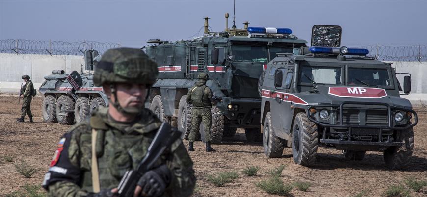 Rusya Serakib'e askeri polis gücü konuşlandırdı