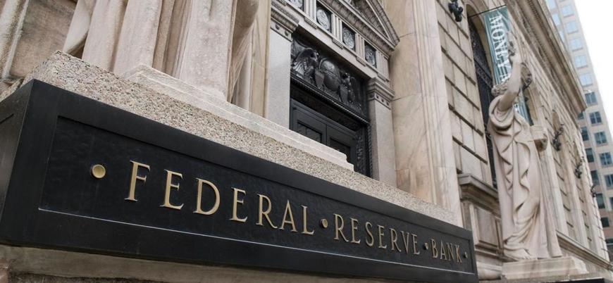 ABD Merkez Bankası koronavirüs nedeniyle faiz düşürdü