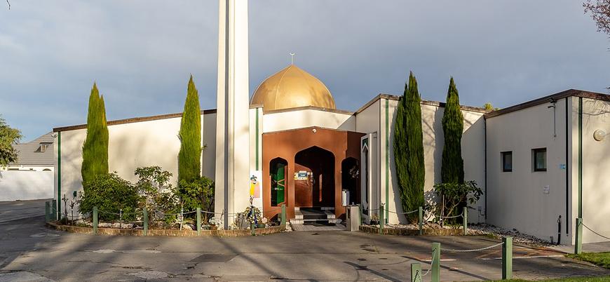 Yeni Zelanda'da 51 Müslümanın katledildiği camiye tehdit mesajı yollandı