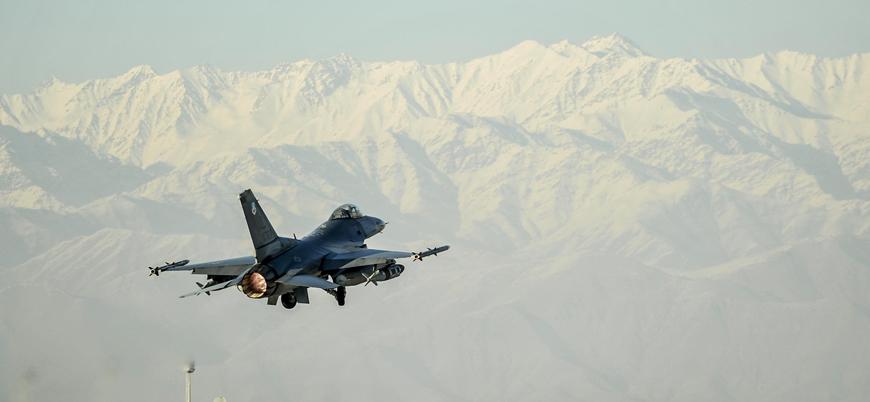 ABD'den Afganistan'da Taliban'a hava saldırısı