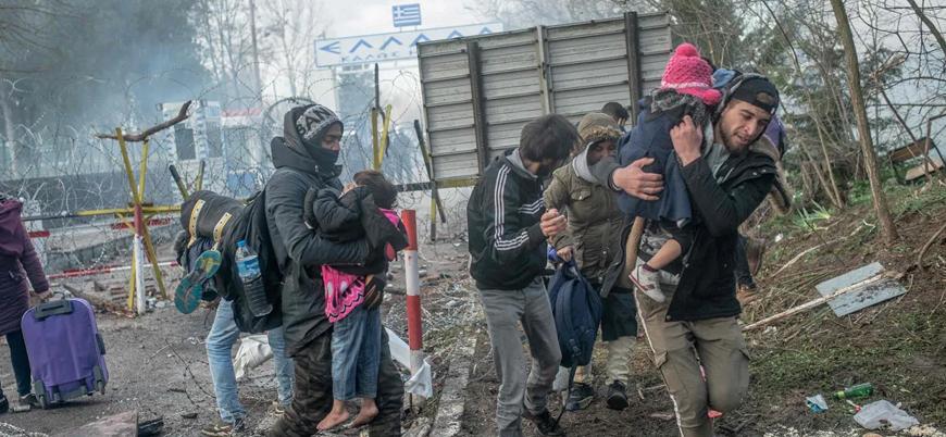 Edirne'den Yunanistan'a geçen mülteci sayısı 135 bini aştı