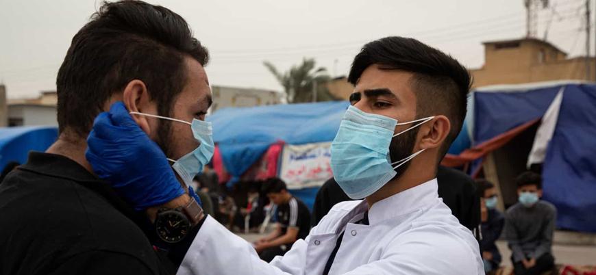 Koronavirüs nedeniyle ölenlerin sayısı 3200'ü aştı