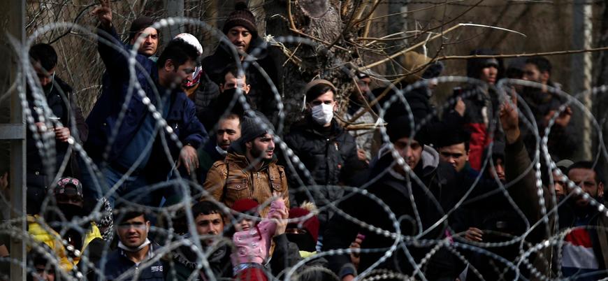 Almanya'dan mültecilere 'sınırlarımız kapalı' mesajı