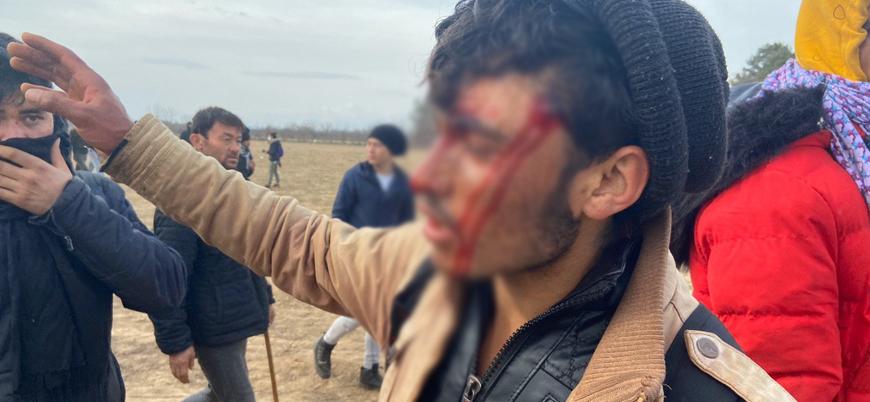 Yunanistan göçmenlere ateş açtı: 1 ölü 5 yaralı