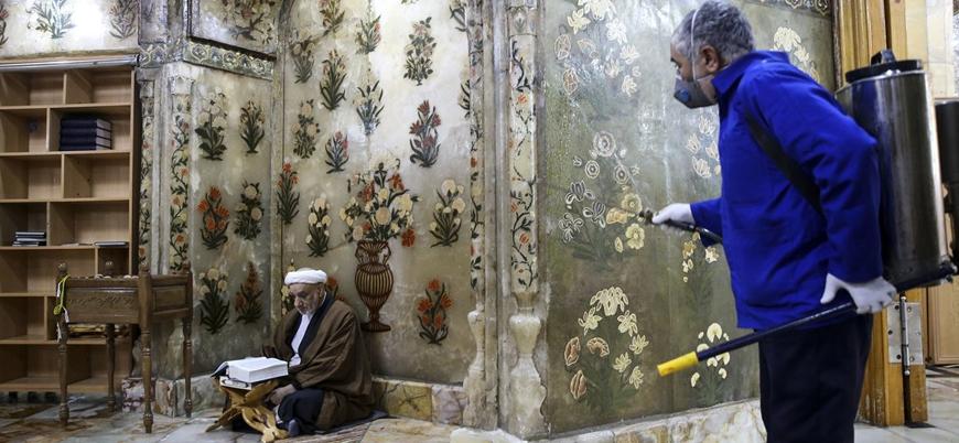 İran'da koronavirüs salgınında son bilanço: 1556 ölü