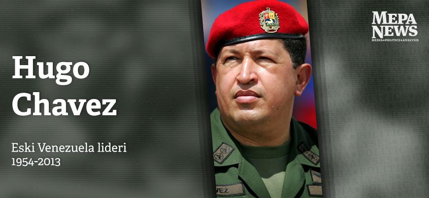 Hugo Chavez kimdir?