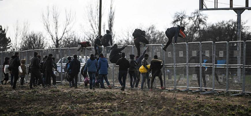 Yunanistan sınırına özel harekat polisi sevkiyatı