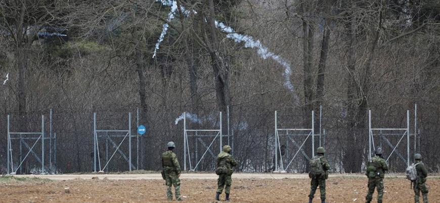 Yunanistan'dan Türkiye sınırına polis takviyesi