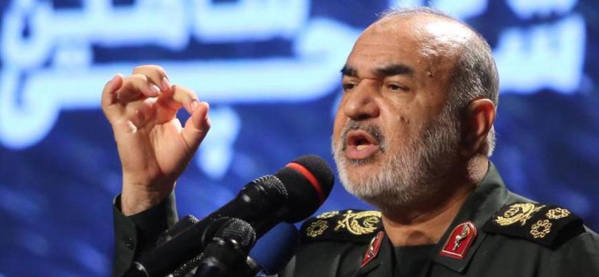 İran Devrim Muhafızları Komutanı Selami: Koronavirüs salgınıyla mücadelede ABD'ye yardıma hazırız