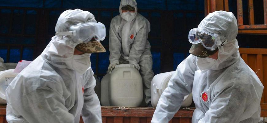 Koronavirüs'te son durum: Salgın hızla yayılıyor, ölü sayısı 3300'ü aştı