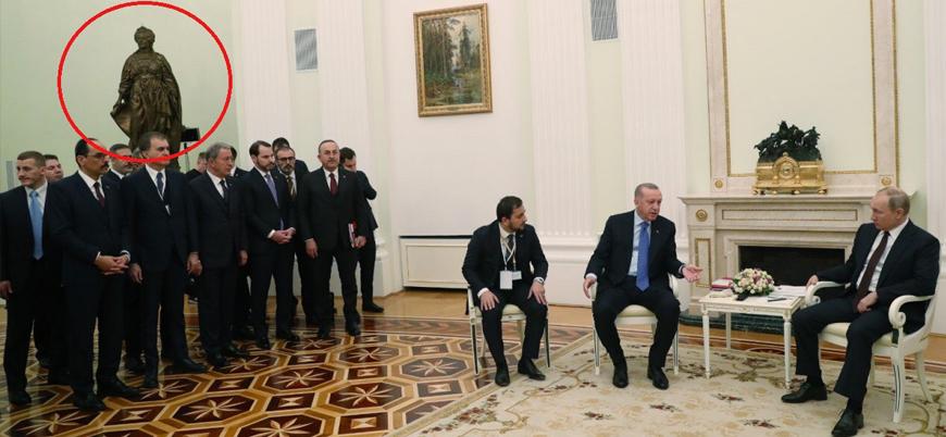 Erdoğan-Putin görüşmesine '2. Katerina' detayı