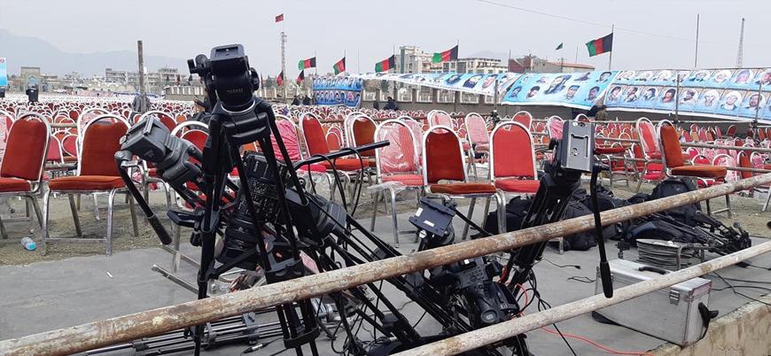 Afganistan'da üst düzey siyasilerin katıldığı törene saldırı