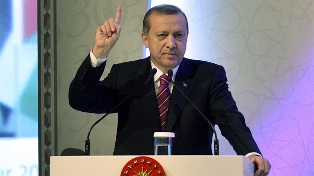 Erdoğan: Hilal ile haçın savaşını başlattılar