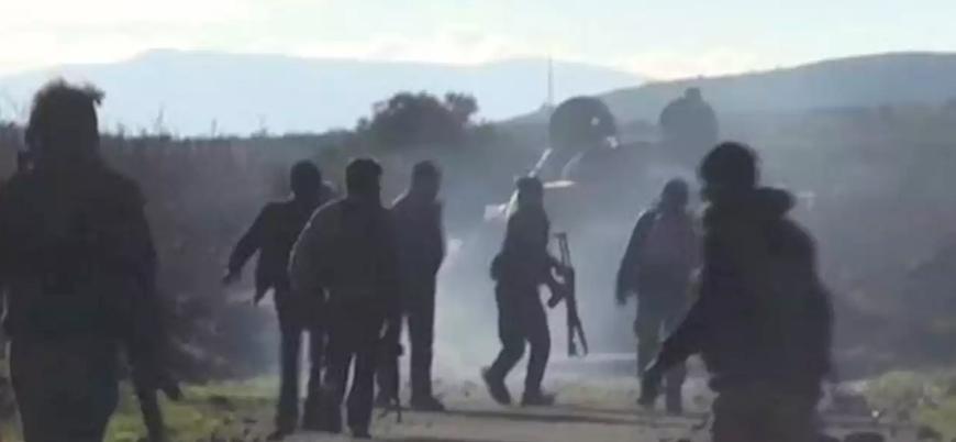 Humus'ta muhaliflerden Esed rejimi güçlerine saldırı