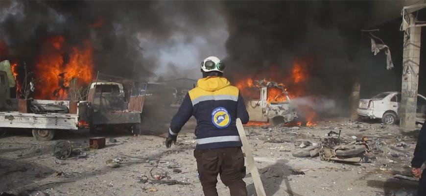 Rusya: İdlib'de teröristler etkisiz hale getirilmeli