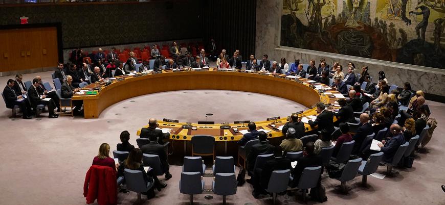 ABD BMGK'da, Türkiye ve Rusya'nın İdlib anlaşmasına dair açıklamayı veto etti