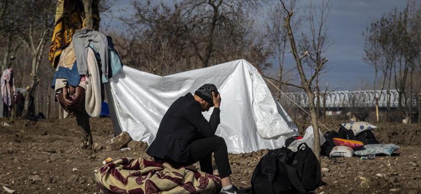 Almanya'ya 'Yunanistan'daki göçmenleri al' çağrısı