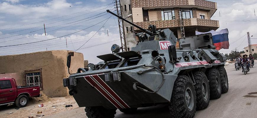 Rusya'dan Halep, Rakka ve Haseke'de devriye