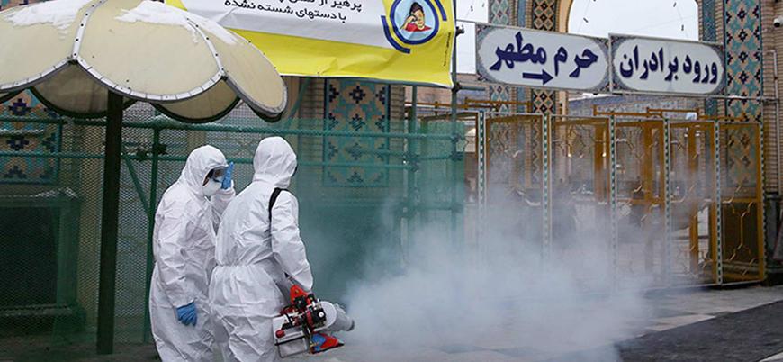 İran'da koronavirüs nedeniyle saat başı 2 kişi öldü