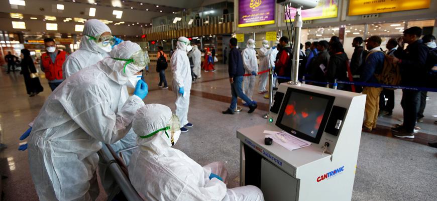 Türkiye'ye komşu hangi ülkede kaç koronavirüs vakası tespit edildi?
