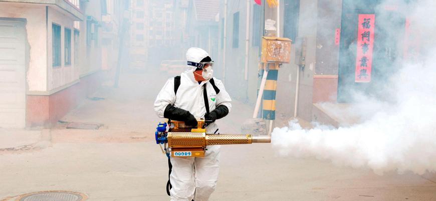 Çin'de koronavirüs nedeniyle ölenlerin sayısı 3 bin 122'ye yükseldi