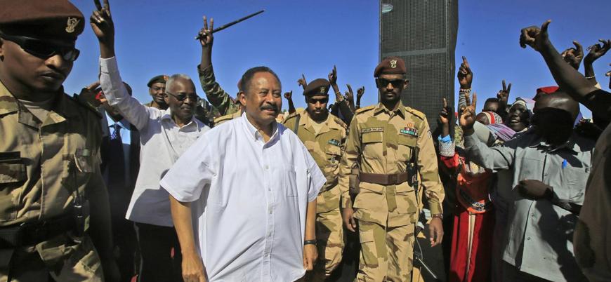 Sudan 'terörü finanse eden devletler' listesinden çıkarılabilir