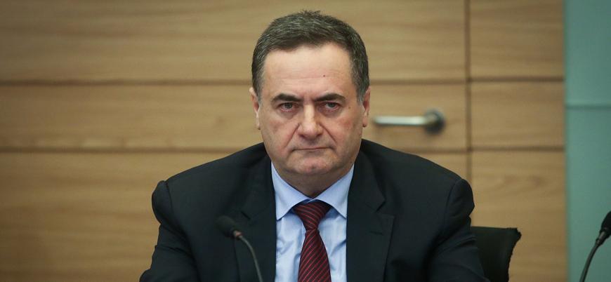 İsrail Dışişleri Bakanı Katz: Arap milletvekilleri takım elbise giyen teröristlerdir